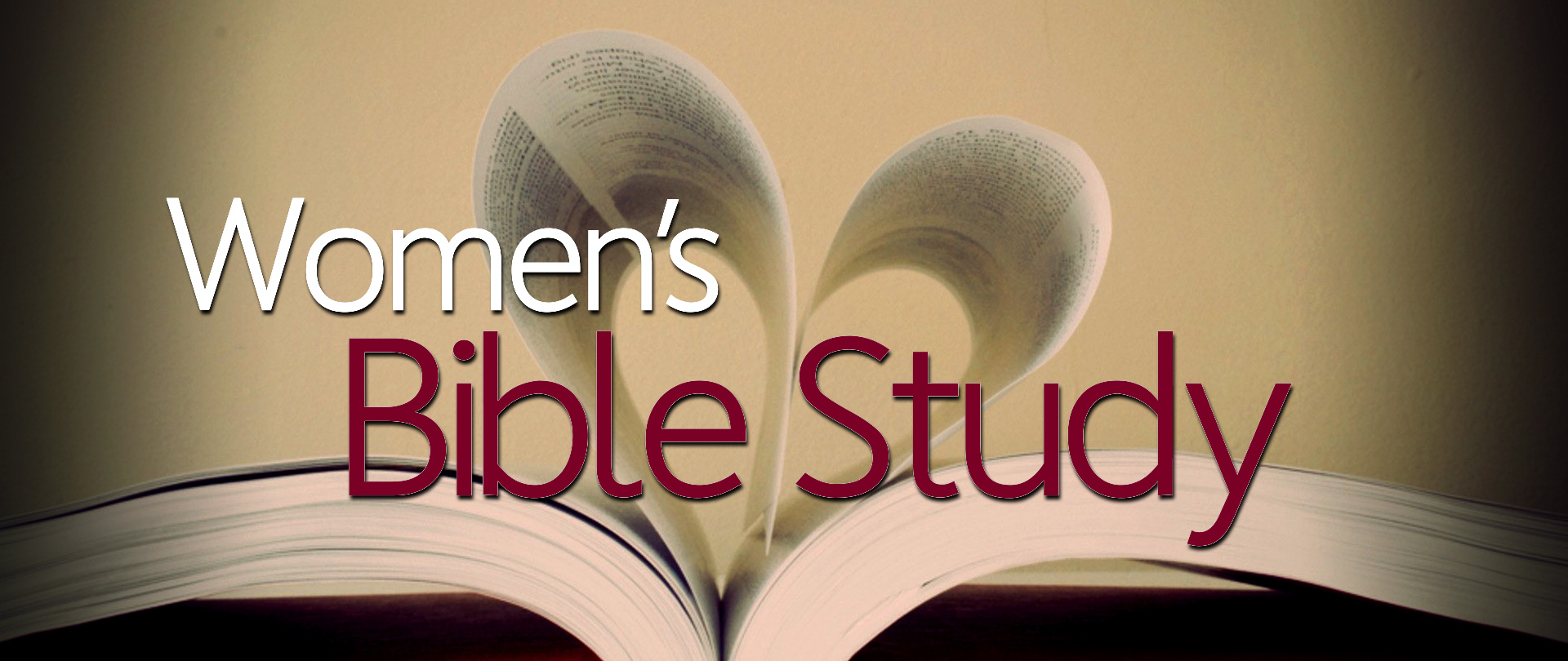 Women's Bible Study - Cambridge Methodist Church